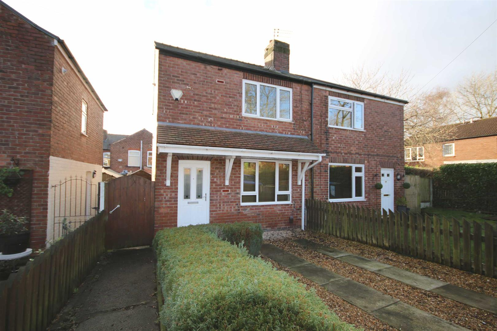 2 Bedroom House - Semi-Detached To Let